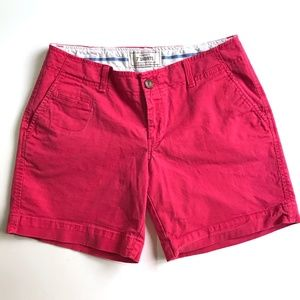 """Old Navy Perfect 7"""" Shorts, Size 4"""